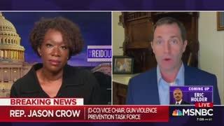 MSNBC Blames Republican Congresswoman For Mass Shooting