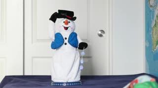 Mr. White Christmas, Mr. Snow or Snow Miser