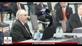 Mark Lowe's Testimony During Arizona Legislature Hearing on Election Fraud