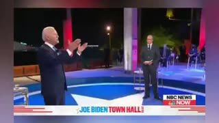 Biden Describes How He'd Try to Implement a National Mask Mandate
