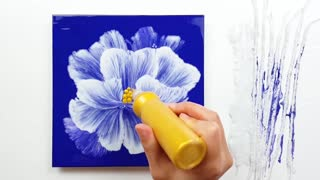 Simple drawing painting technique, fool like tutorial