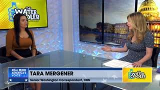ANNA PEREZ AND TARA MERGENER