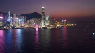Stunning Time Lapse Video of a City at Night