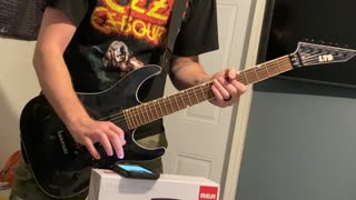 Death - Symbolic (guitar cover)