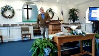 Sermon: Warning Signs