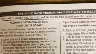 Simple Gospel Presentation