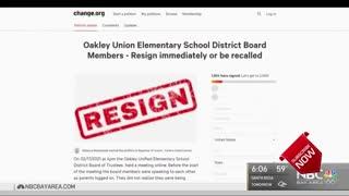 School Board Members Caught On Hot Mic