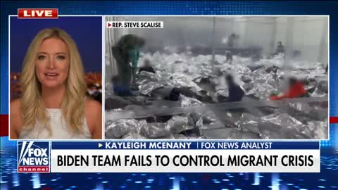 AOC is Determining Biden's Refugee Policy and Kayleigh McEnany Isn't Happy About It