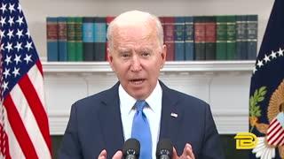 """Biden on Colonial Pipeline: """"Fuel is beginning to flow..."""""""