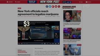 NY a Step Closer to Legalizing Marijuana