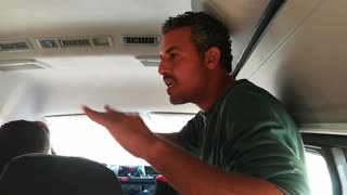 Tour Guide Explains Old Information About Dahab And Sinai Egypt