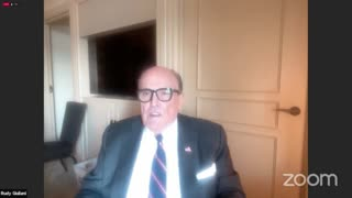 Rudy Giuliani: I've Seen A Cabal Has Taken Over The Democratic Party Ever Since Bill Clinton