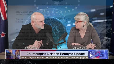 Counterspin Ep. 11 - A NATION BETRAYED PART 2