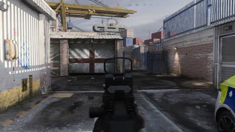 Hackney Yard - Call of Duty - Modern Warfare Season 5