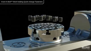 Awesome Quick Change System for CNC Milling Machines