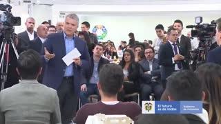El presidente Duque habla de recuperar el bajo Cauca