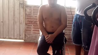 joven venezolano