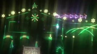 Christmas light show Kelowna