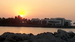 Beach Sunset, Ajman
