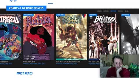 Comic Book Picks for week of February 22, 2021 + key issues