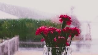 Light rainy day