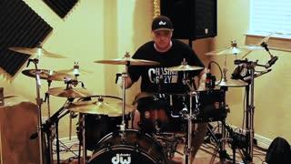 Foo Fighters - Rope Drum Cover