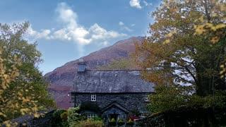 English Mountain Cottage