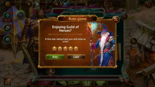 Guild of Heroes - Android - Gameplay - Ep1