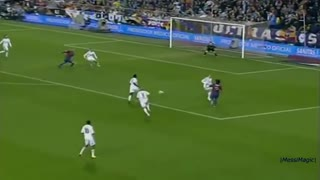 - Lionel Messi Top 10 Skill Moves vs Real Madrid
