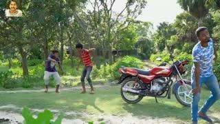 funny video viral, deshi Comedy, village Comedy, motu patlu