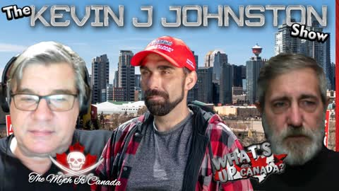 The Kevin J Johnston show with Doug force and Wayne Peters