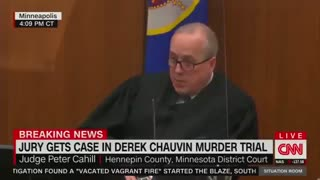 Abhorrent Comments by Maxine Waters Prompt SAVAGE Takedown by Chauvin Trial Judge