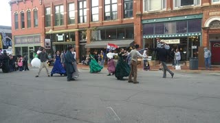 Christmas Street Dancers of Guthrie, OK December 2020