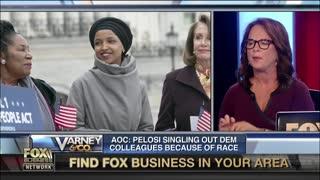 Ocasio-Cortez calls out Nancy Pelosi