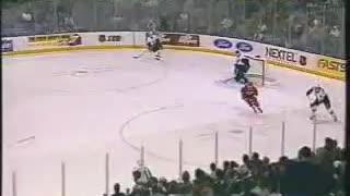 Hockey Fight Knockout