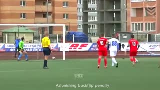 Football plays that happen once in a lifetime