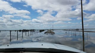 Kern County California Floodwaters 2017