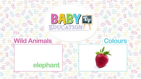BABY LEARNING ANIMALS - AMAZING EFFECTS