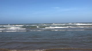 Ocean Whitecaps