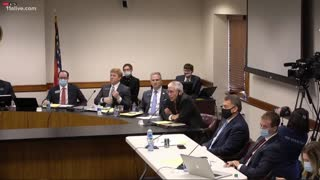 Bridget Thorn's Testimony During Georgia Senate Hearing on Election Fraud