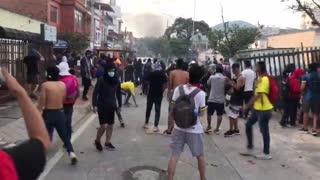 Tensa situación en el barrio La Universidad en Bucaramanga