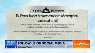 Sarkozy pleads guilty to corruption