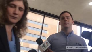 Man Who ASSAULTED TPUSA Activist On College Campus Appears In Court