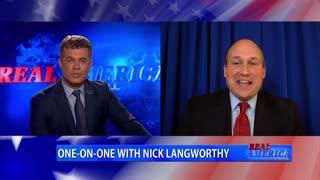 Real America - Dan W/ Nick Langworthy (August 24, 2021)