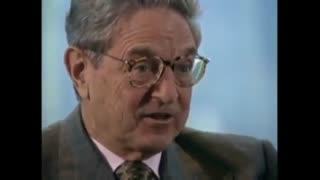 George Soros Tells On Himself