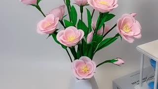 Super simple creative DIY, flower tutorial