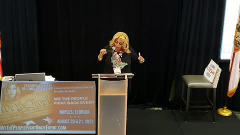 Dr Linda Lee Tarver Unleashes about Election Integrity, Following the Bible, and Never Backing Down!