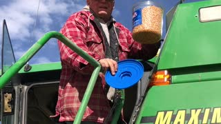 2020 Corn Harvest - Helping to feed the World
