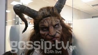 O Αργύρης Αγγέλου αποκλειστικά στο gossip-tv μετά τον τελικό του YFSF