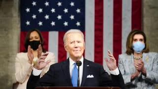 Joe Biden 2021 Blah Blah Speech